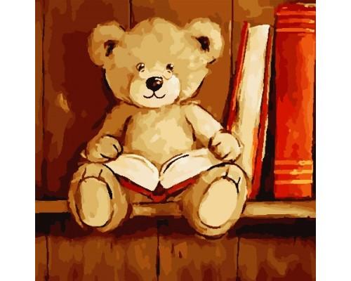 Раскраски по номерам Детская тематика