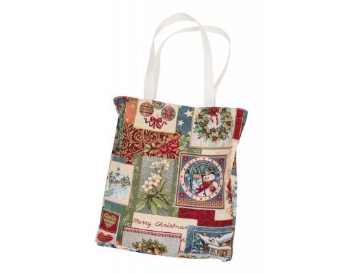 Сумки и рюкзаки новогодние