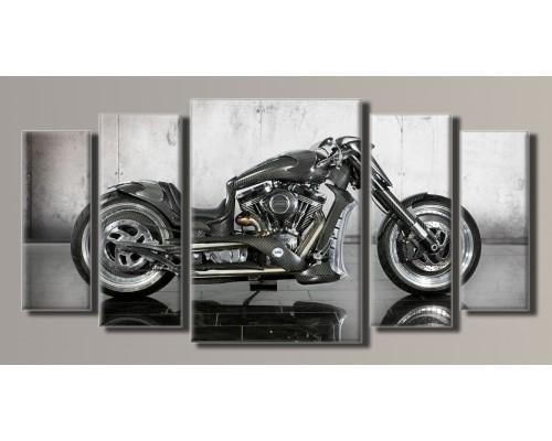 Картины модульные Авто и мотоциклы