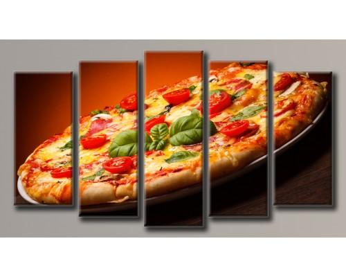 Картины модульные Напитки и еда