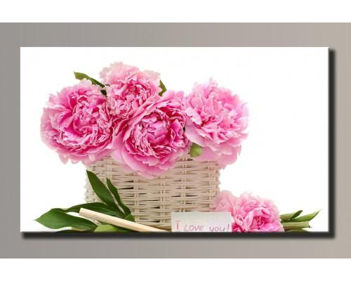 Картины на холсте Цветы