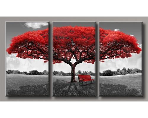 Картины модульные Природа и пейзажи