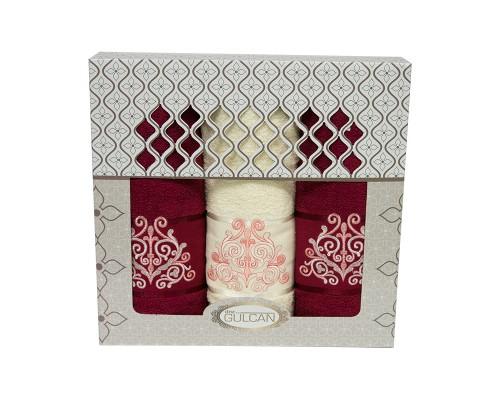 Подарочные наборы полотенец для ванной в коробках