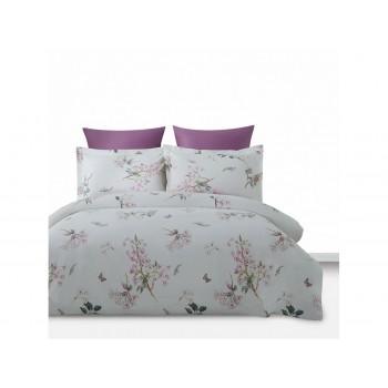 Комплект постельного белья Arya Alamode Евро сатин Aleyza арт.TR1005725