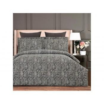 Комплект постельного белья Arya Alamode Евро сатин Exotic арт.TR1005577