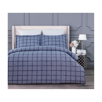 Комплект постельного белья Arya Alamode Евро сатин Fuga арт.TR1005578