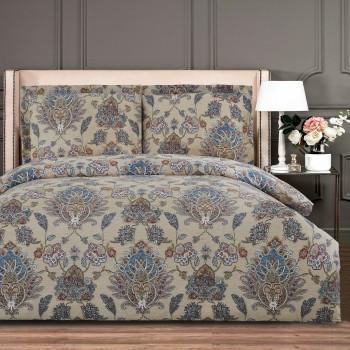 Комплект постельного белья Arya Simple Living полуторный сатин Anisa арт.TR1005601