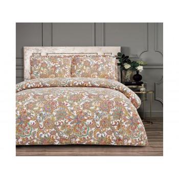 Комплект постельного белья Arya Simple Living полуторный сатин Denali арт.TR1005617