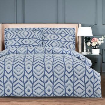 Комплект постельного белья Arya Simple Living полуторный сатин Leila арт.TR1005614