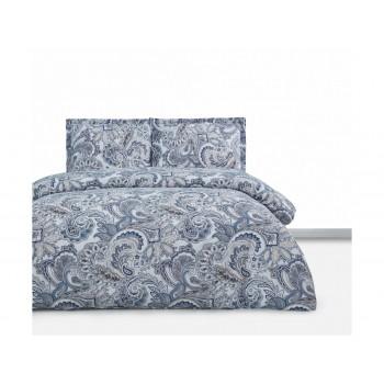 Комплект постельного белья Arya Simple Living семейный сатин Manya арт.TR1005672