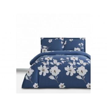 Комплект постельного белья Arya Simple Living полуторный сатин Rowan арт.TR1005613