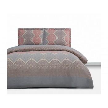 Комплект постельного белья Arya Simple Living семейный сатин Tia арт.TR1005668