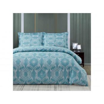 Комплект постельного белья Arya Simple Living семейный сатин Veras арт.TR1006600