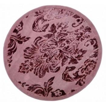 Коврик для ванной Arya Osmanli D-120 см сухая роза арт.TR1004843