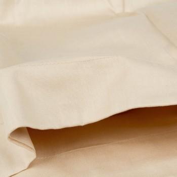 Наволочка на подушку Arya Camino 70*70 см сатин бежевая 2шт арт.TR1002904