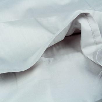 Наволочка на подушку Arya Camino 70*70 см сатин серая 2шт арт.TR1002904