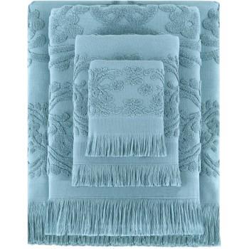 Полотенце для лица Arya Isabel Soft 30*50 см махровое жаккардовое банное аква арт.TR1002486