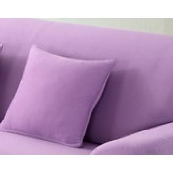 Чехол на кресло Homytex одноместный 90*140 см бифлекс лиловый арт.6-12196