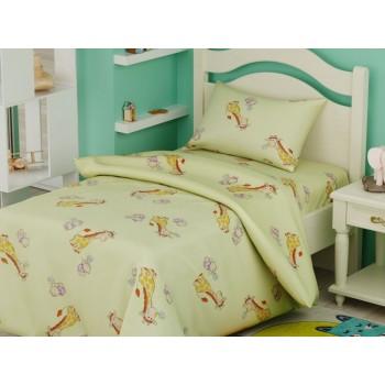 Комплект постельного белья в кроватку Leleka-textile детский ранфорс арт.БД-44