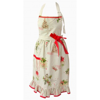 Фартук для кухни LiMaSo Holiday Wishes 70*85 см хлопковый новогодний арт.RA2471.70х85