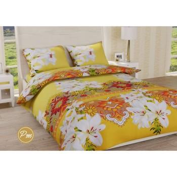 Комплект постельного белья Leleka-textile двуспальный ранфорс арт.Р-395