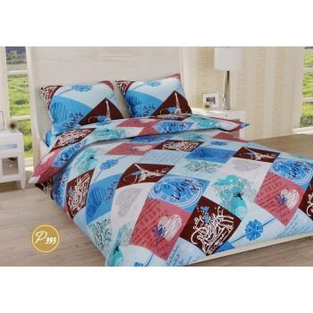 Комплект постельного белья Leleka-textile двуспальный ранфорс арт.Р-393