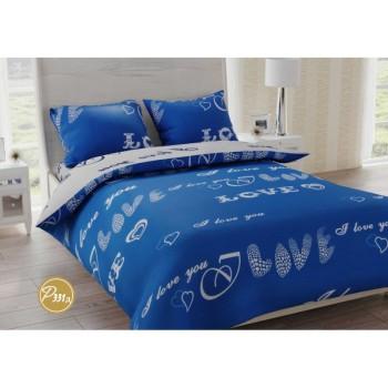 Комплект постельного белья Leleka-textile двуспальный ранфорс арт.Р-331Д