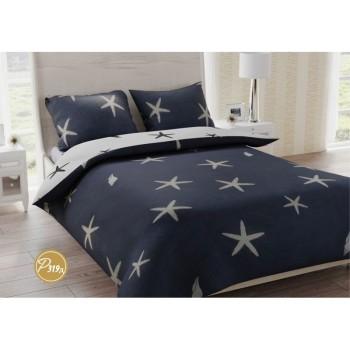 Комплект постельного белья Leleka-textile двуспальный ранфорс арт.Р-319Д