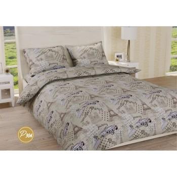 Комплект постельного белья Leleka-textile двуспальный ранфорс арт.Р-304