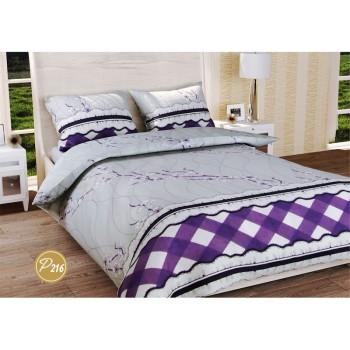 Комплект постельного белья Leleka-textile двуспальный ранфорс арт.Р-216