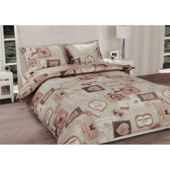 Комплект постельного белья Leleka-textile двуспальный ранфорс арт.Р-167