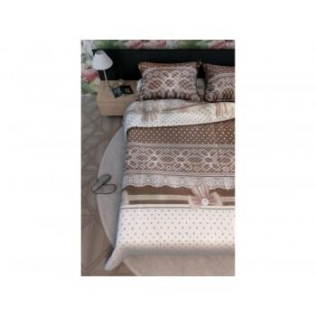 Комплект постельного белья Leleka-textile двуспальный ранфорс арт.Р-097