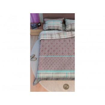 Комплект постельного белья Leleka-textile двуспальный ранфорс арт.Р-031