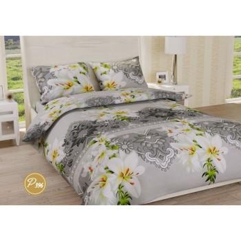 Комплект постельного белья Leleka-textile двуспальный ранфорс арт.Р-396