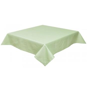 Скатерть LiMaSo 130*140 см хлопковая салатовая арт.PRASEL41-140.130x140