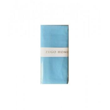 Наволочка на подушку Zugo Home Basic 50*70 см ранфорс бирюза 2шт арт.ts-02062
