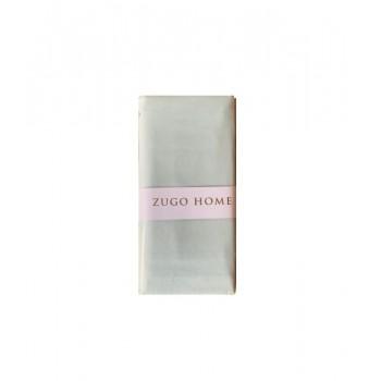 Наволочка на подушку Zugo Home Basic 50*70 см ранфорс ментол 2шт арт.ts-02065