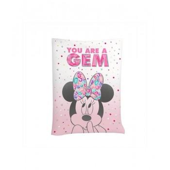 Покрывало-пике Tac Disney Cars Minnie Diamond полуторное 160*230 см хлопок подростковое арт.TAC60179245