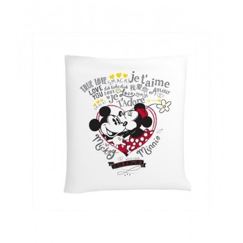 Покрывало-пике Tac Disney Minnie & Mickey Amour Евро 200*230 см хлопок подростковое арт.TAC60179248