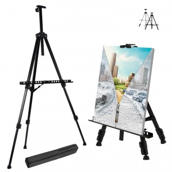 Мольберт Menglei унивесальный телескопический до 54см арт.MG998