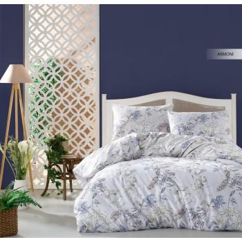 Комплект постельного белья Ecosse Ranforce семейный ранфорс арт.Armoni