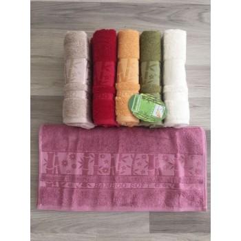 Набор полотенец для лица Cestepe Bamboo 50*90 см бамбуковые банные Soft Bright