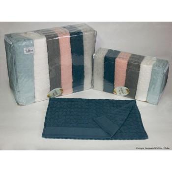 Набор полотенец для лица Cestepe MicroCotton Deluxe 50*90 см махровые банные Rika 6шт