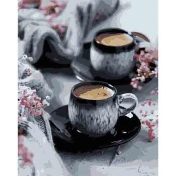 Картина по номерам ArtCraft Кашемировый кофе 40*50 см (без коробки) арт.12106-AC