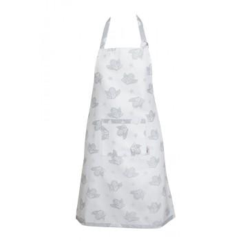 Фартук для кухни LiMaSo 60*85см жаккардовый полиэстер новогодний арт.FS80-EDEN032-FR.60х85