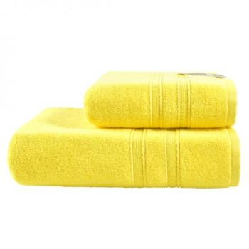 Полотенце Ideia Aqua Fiber Premium 50*90 см желтое