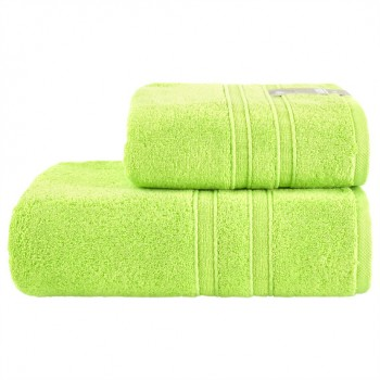 Полотенце Ideia Aqua Fiber Premium 50*90 см зеленое
