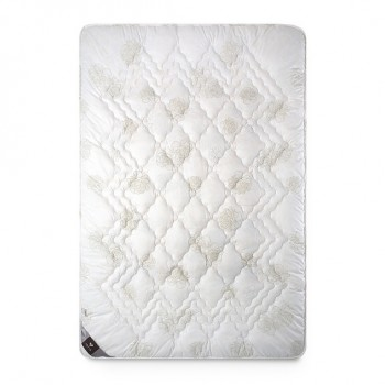 Одеяло Ideia Air Dream Classic Лето Евро 200*220 см микрофибра/антиаллергенное волокно легкое арт.8000011753.троянди