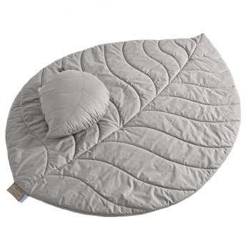 Коврик Ideia 100*150 см с подушечкой 38*50 см серый арт.8000031654.сірий