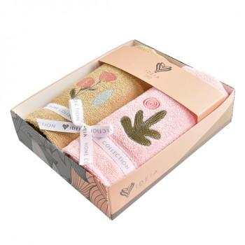 Салфетка для кухни Ideia 40*70 см махровая арт.8000029517.фламінго/беж/Vital